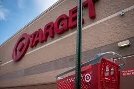 bloomingdale target black friday ad target shares drop on weak holiday sales