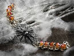 Halloween Jewelry Crafts - 115 best halloween beading projects images on pinterest beading