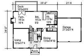 cape cod floor plans customizable cape cod classic 9554dm architectural designs