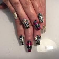 unique nails and toes 18 photos nail salons 3815 church rd