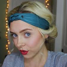 hairstyles with headbands foe mature women 60 great updos for short hair to try on every occasion
