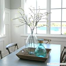 dining table everyday table centerpieces dining room decorations