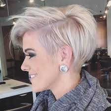 hair styles for flat fine hair for 50 year old woman 100 mind blowing short hairstyles for fine hair messy pixie
