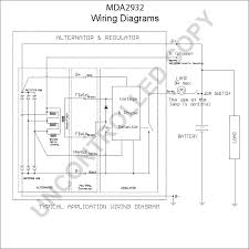 mda2932 alternator product details prestolite leece neville