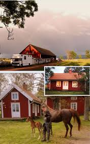 Building A Guest House In Your Backyard Help Out In Sweden On U2013 Horse Farm U2013 The Historical Viking Island