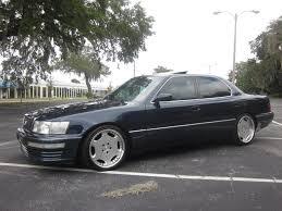lexus ls400 auto trader uk 1993 lexus ls400 enkei wheels megan coilovers 5zigen exhaust