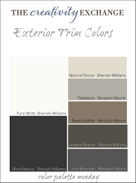 tips and tricks for choosing exterior trim colors color palette