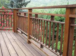 deck railing plans kimberly porch and garden best deck railing