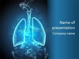 powerpoint design lungs lung ppt templates free download schematic illustration of human