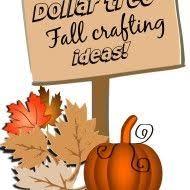 Cheap Harvest Decorations Best 25 Dollar Tree Fall Ideas On Pinterest Fall Candles