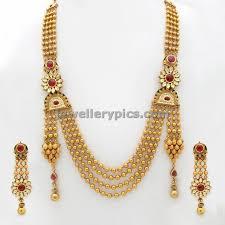 new jewelry gundla mala new model master gold jewellery designs