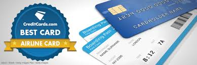 best cards best airline credit cards