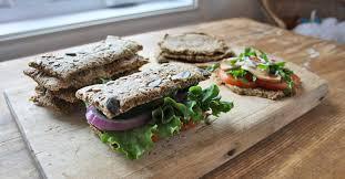 recette cuisine crue multigrain à l oignon végétalien cru et sans gluten