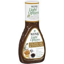 ken u0027s steak house light options olive oil u0026 vinegar dressing 9 oz