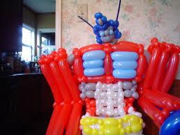 optimus prime birthday party balloon gallery transformers optimus prime