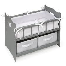 badger basket doll crib with cabinet badger basket doll cribs beds