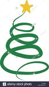 abstract christmas tree icon stock vector art u0026 illustration