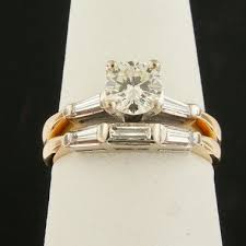 wedding band toronto 0 30 ctw baguette diamond wedding band liquidation toronto
