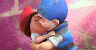gnomeo juliet kissing google kisses movie