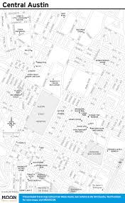 Map Of Austin Texas by Printable Travel Maps Of Texas Moon Travel Guides