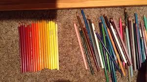 prismacolor scholar colored pencils sorting prismacolor pencil crayons scholar 60 set