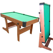 5ft Folding Pool Table Bex Sports 5 Ft Yale Folding Pool Table The Toy Barn