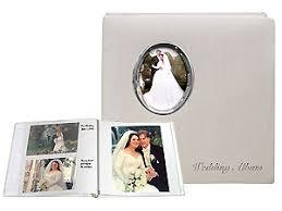 5x7 Picture Albums Wf 5781 Oval Framed Wedding Album