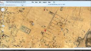 New York Gang Map by New York City Draft Riots July 1863 Youtube