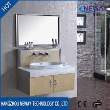 Ready Made Bathroom Cabinets by Simple Stainless Steel Ready Made Bathroom Vanity Cabinet Buy