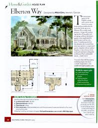 southern living house plans with basements elberton way house plan via southern living 3 468 sq ft 3 or 4 bd
