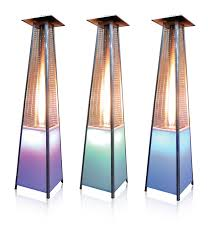 Patio Heater With Light Patio Heater Lights Home Site