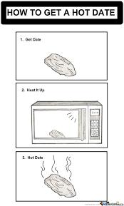 Hot Date Meme - hot date by mindlessnobody meme center