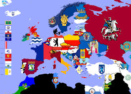 Andorra Flag Flag Map Of European Capital Cities Vexillology