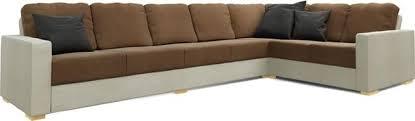Leather Sofa Beds Uk Sale L Shaped Sofa Beds Nabru