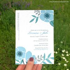 Diy Wedding Invitations Kits New Romantic Floral Designs For Our Seed Paper Printable Wedding
