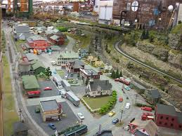 medina railroad museum ho scale model layout 23 a photo
