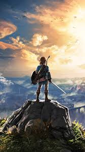 legend of breath of the iphone wallpapers