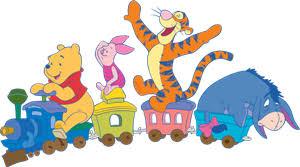 winnie pooh logo vector eps free download