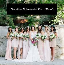 bridesmaids dress our current fave bridesmaids dress trends green wedding shoes