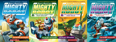 ricky ricotta kids love ricky ricotta s mighty robot book series rickyricotta