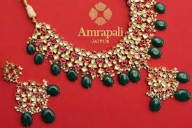 silver necklace from india images Amrapali gold plated indian necklaces in usa indian gold jewelry jpg