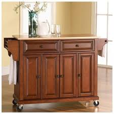 Kitchen Cabinets Assembly Required Stores123 Rakuten Crosley Furniture Wood Top Kitchen