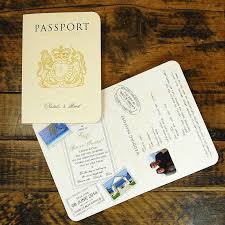 wedding invitations malta best 25 passport wedding invitations ideas on