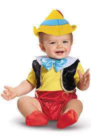 Beauty Beast Halloween Costumes Kids Pinocchio Deluxe Infant Costume Disney Halloween Costumes