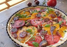tomato and cheese tarts u2013 recipesbnb