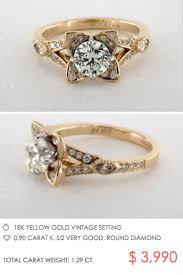 11 best and cable engagement ring look alikes images on