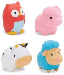 Kids Bathroom Accessories by Munchkin Squirtin U0027 Barnyard Friends 4 Pack Contemporary Kids