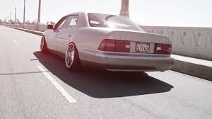 1998 gs300 bagged on 20 f u0026f type two lexus ls400 youtube