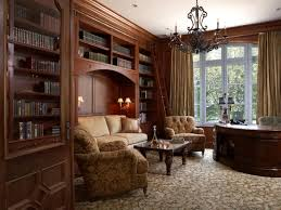 Classic Home Decorating Ideas Custom Classic Home Office Design Topup News