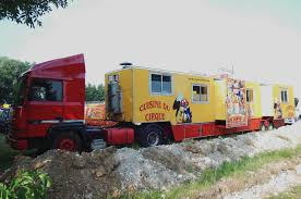 remorque cuisine renault major r350 semi remorque cuisine du cirque pinder flickr